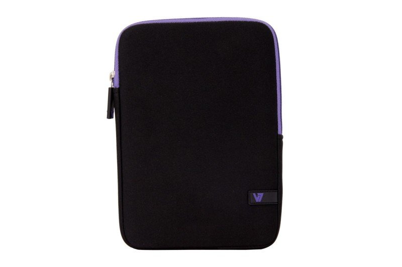 Image of V7 Sleeve Ipad Mini Tablet - Neoprene 90g Black/purple