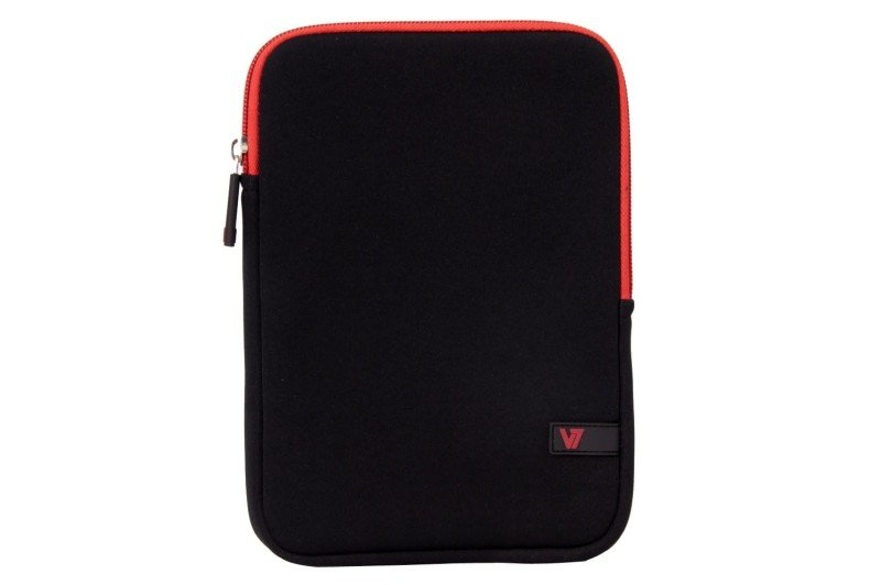 Image of V7 Sleeve Ipad Mini Tablet - Neoprene 90g Black/red