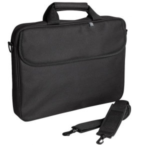"techair Toploading Classic case - 15.6"" Black"