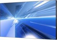 "Samsung 46"" LED DVI  Display"