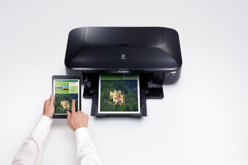 Canon Pixma IX6850 A3+ Wireless Colour Inkjet Printer