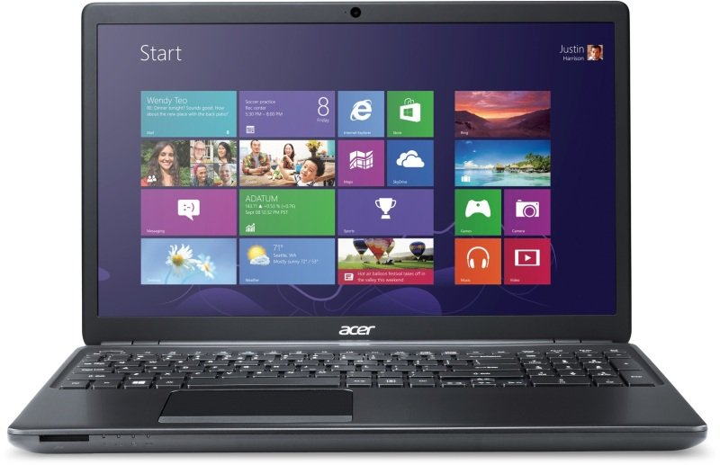 Acer TravelMate P255M Laptop Intel Core i34010U 1.7GHz 4GB RAM 500GB HDD 15.6&quot LED DVDRW Intel HD webcam Windows 7 Pro  8 Pro 64bit