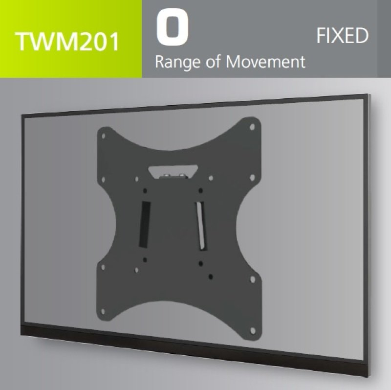 "Techlink TWM201 for Flat Screens 17"" To 42"""