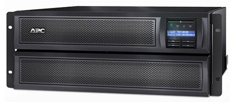 APC Smart-UPS X 2700 Watts/3000 VA Rack/Tower LCD 200-240V