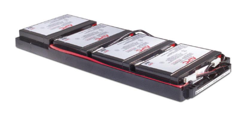 EXDISPLAY APC RBC34 Replacement Battery Cartridge For SUA1000RMI1U