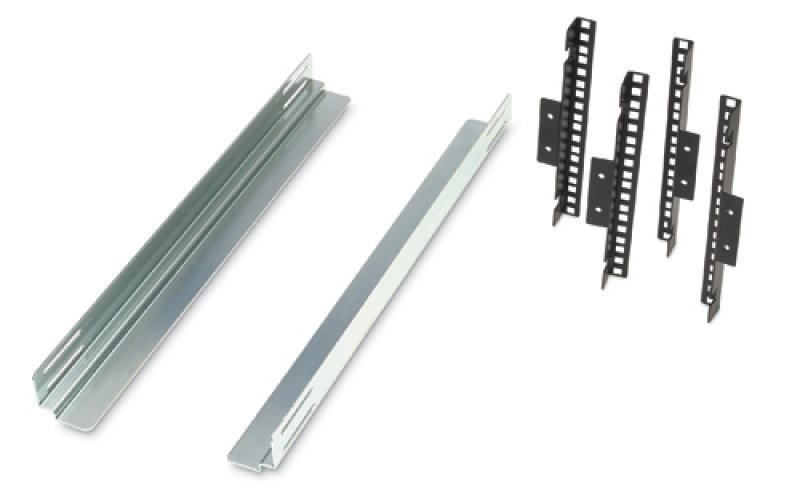 Apc Equipment Support Rails For 600mm Wide Enclosure
