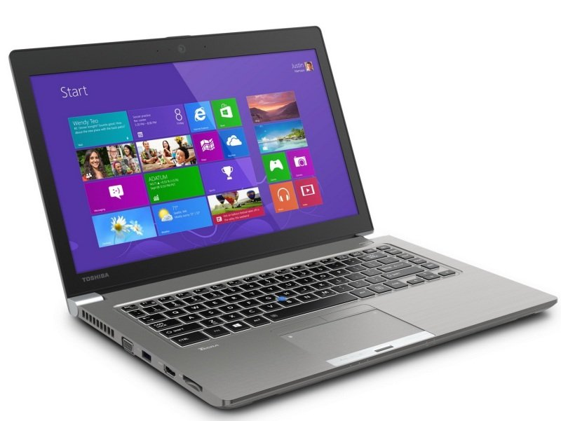 Toshiba Portege Z30tA112 Laptop Intel Core i74600U 8GB RAM 256GB SSD 13.3&quot FHD Touch NoDVD Camera Wifi Windows 7 Professional (plus Windows 8.1 Professional)