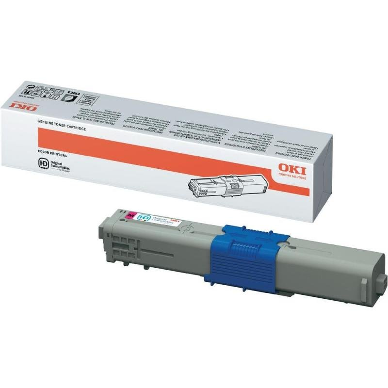 Oki Magenta High Yield Toner Cartridge