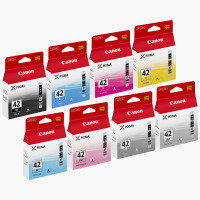 Canon Cli-42 8inks Multi Pack Ink Cartridge