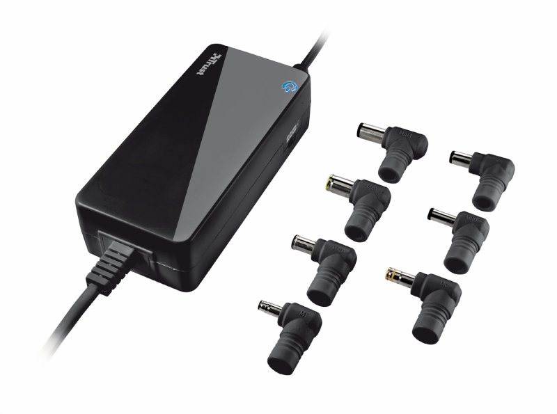 90w Primo Laptop Charger -black - .