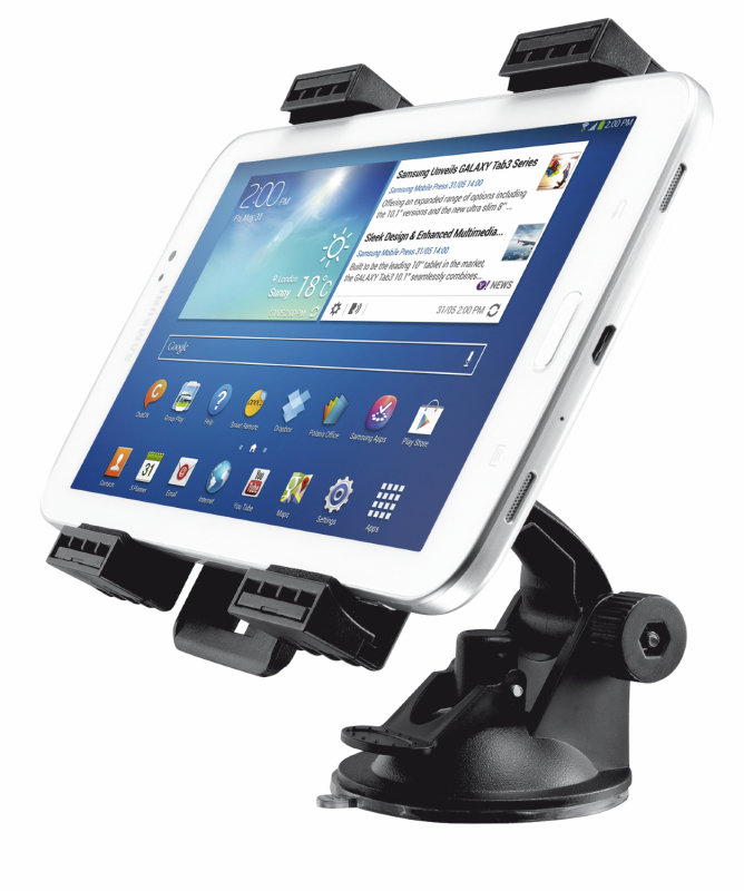 Image of Trust Car Tablet Holder 19735