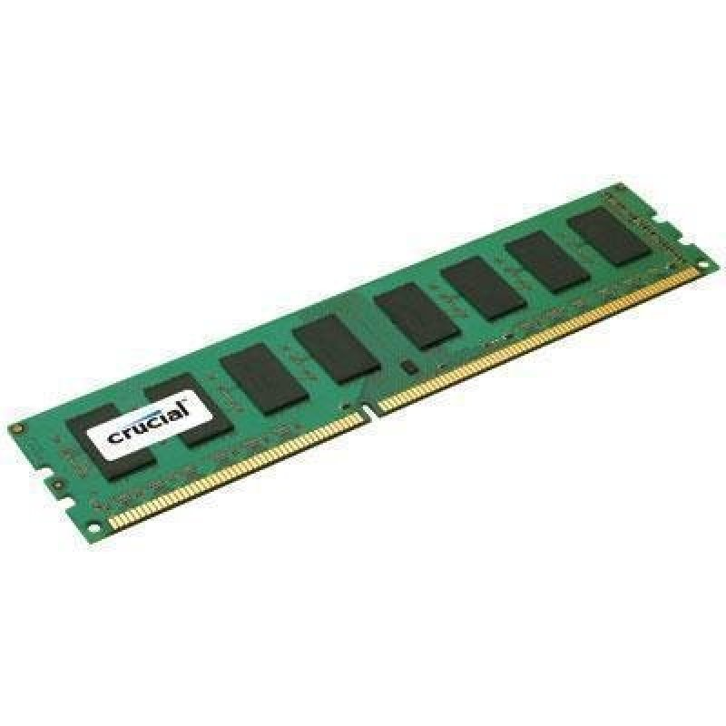 Crucial CT204872BB160B  16GB DDR3 1600 MT/s (PC3-12800) DR x4 RDIMM 240p
