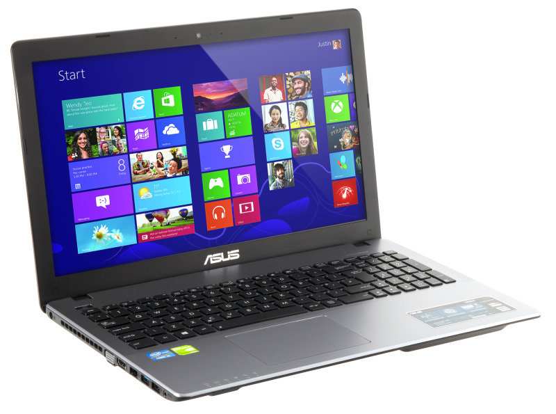 Asus X550CC Laptop Intel Core i53337U 1.8GHz 8GB RAM 1TB HDD 15.6&quot LED DVDRW NVIDIA GT 720M Webcam Windows 8