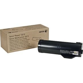 Xerox 106R02720 Standard Capacity BLACK Toner Cartridge