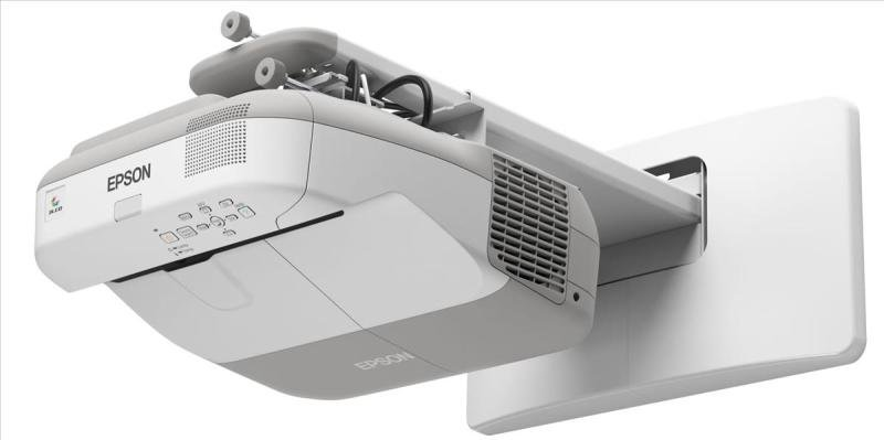 Image of Epsons EB-570 3LCD XGA Projector 2700lmns