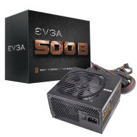 EVGA 500W Fully Wired 80+ Bronze Power Supply