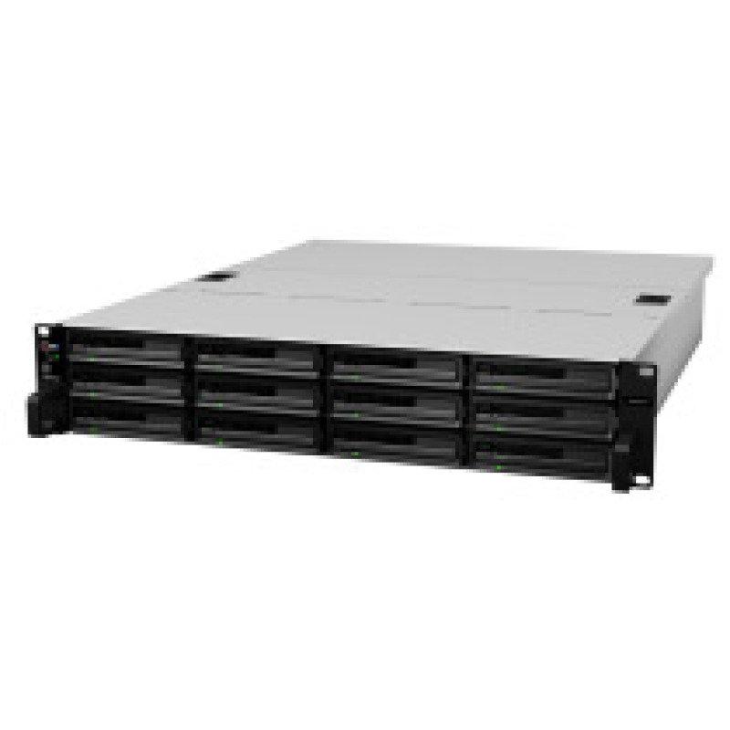 Synology RackStation RS3614RPxs 60TB (12 x 5TB) 12 Bay 2U Rack NAS