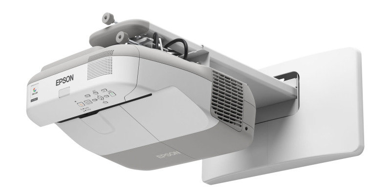 Image of Epson EB-575W WXGA LCD projector 2700lmns