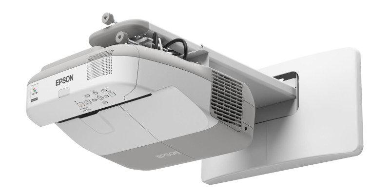 Image of Epson EB-575W WXGA LCD projector 2700lmns