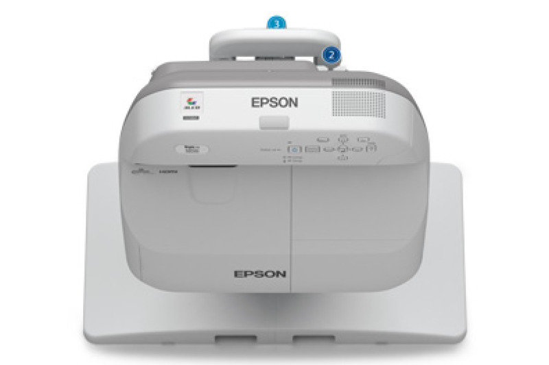 Image of Epson Eb-585wi, WXGA Ultra Short throw Interactive Projector