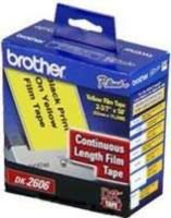 Brother Dk Continuous Labels - Yellow - For Ql-500/550 Film 15.2 Ns