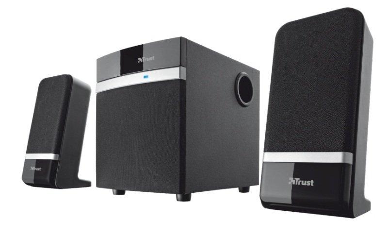Raina 2.1 Subwoofer Speaker Set