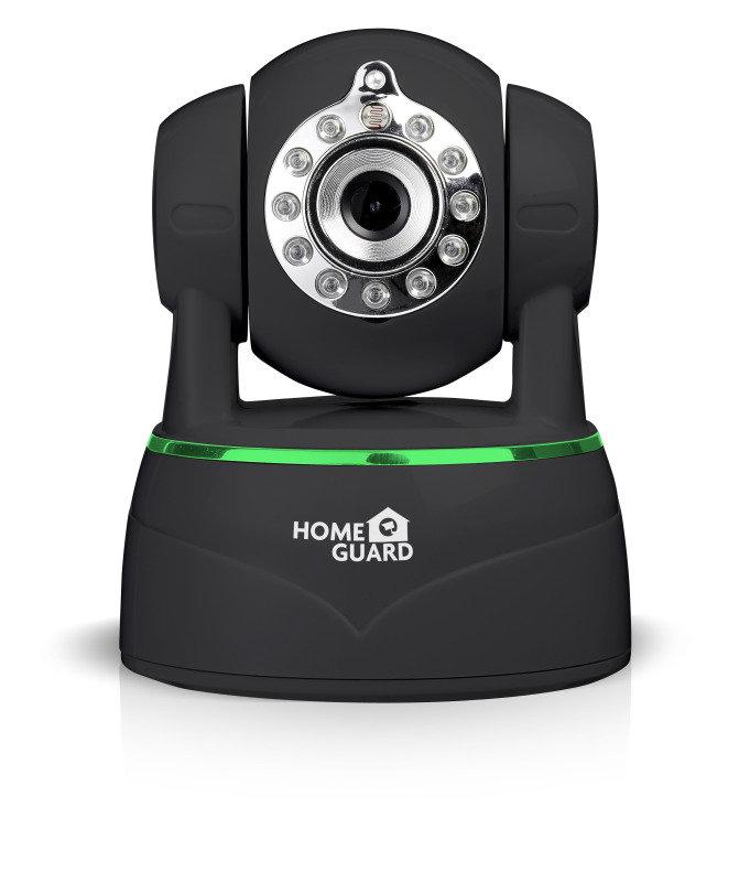 Storage Options Homeguard Wireless Pan/Tilt Home IP Camera