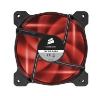 Corsair Air Series SP 120 LED High Static Pressure Fan Cooling Red Single Pack