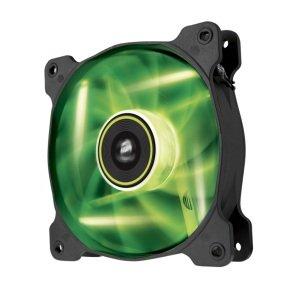 Corsair Air Series SP120 LED Green High Static Pressure 120mm Fan