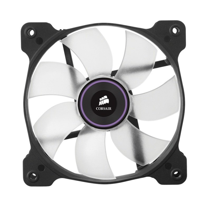 Corsair Air Series SP120 LED Purple High Static Pressure 120mm Fan
