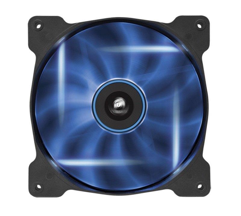 Corsair Air Series SP140 LED Blue High Static Pressure 140mm Fan Twin Pack