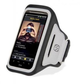 Scosche soundKASE Ultra-light Sport Armband Case