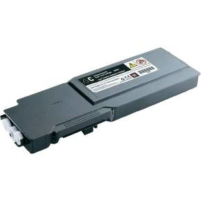 Genuine Cyan Dell NC5W6 Toner Cartridge