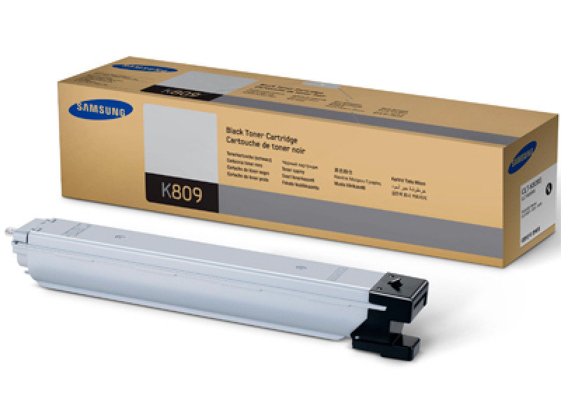 Samsung CLT-K809S Black Toner Cartridge - 20,000 Pages