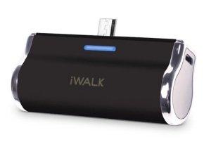 IWALK DBL3000M Rechargeable 3000mAh Battery - Black