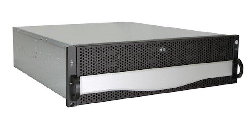 Qsan 24 Bay Dual Contoller 4x8GB FC