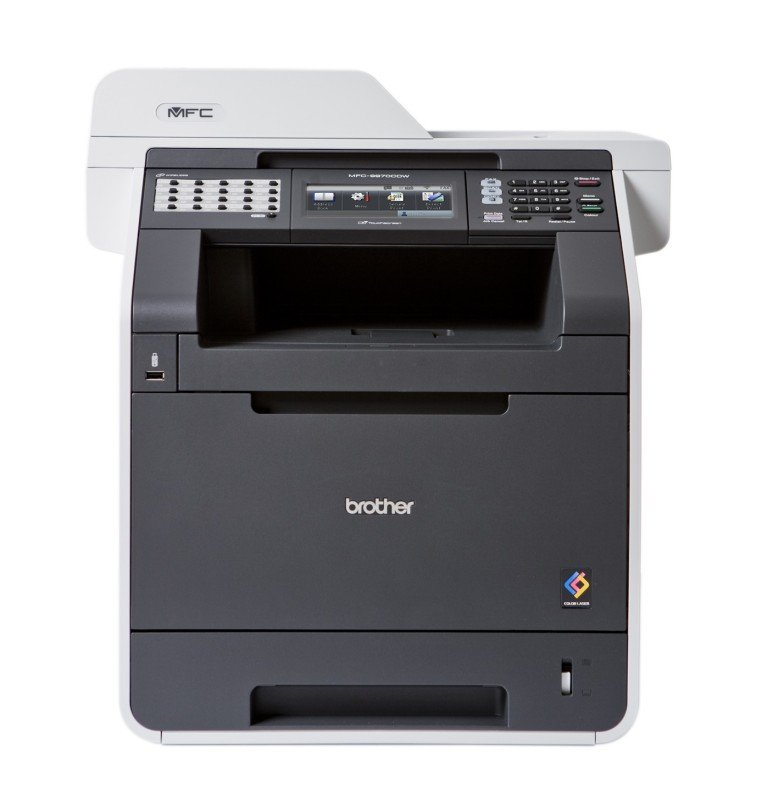 Brother DCPL8400cdn Color Laser Allinone Printer
