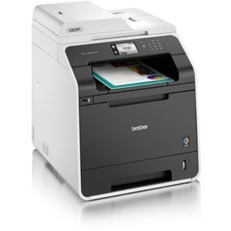 Brother DCP-L8400cdn Color Laser All-in-one Printer