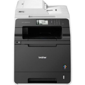 *Brother Dcp-l8450cdw Color Laser All-in-one Printer