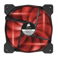 Corsair Air Series SP140 LED Red High Static Pressure 140mm Fan