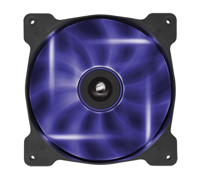 Corsair Air Series SP140 LED Purple High Static Pressure 140mm Fan