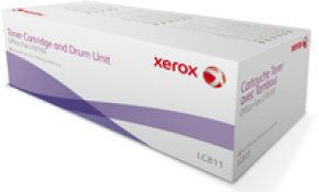 Xerox LC811  Toner Black Cart/drum Single Unit