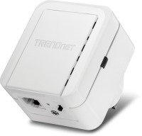"TRENDnet Wireless N300 High Power ""Easy-N"" Range Extender"