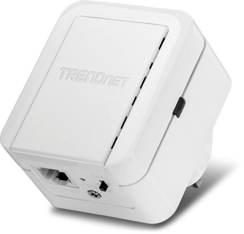 """TRENDnet Wireless N300 High Power """"Easy-N"""" Range Extender"""