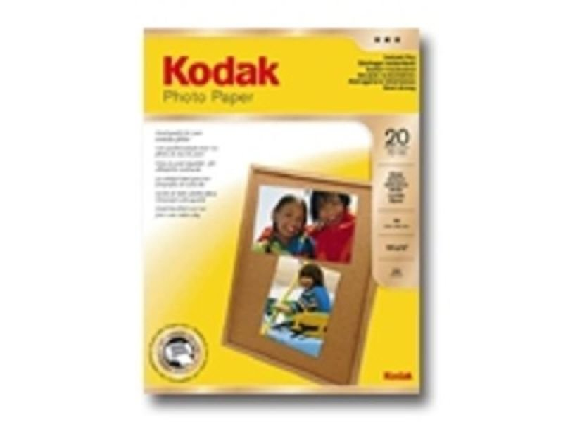 Kodak (A4) Glossy Photo Paper 180gsm (20 Sheets)