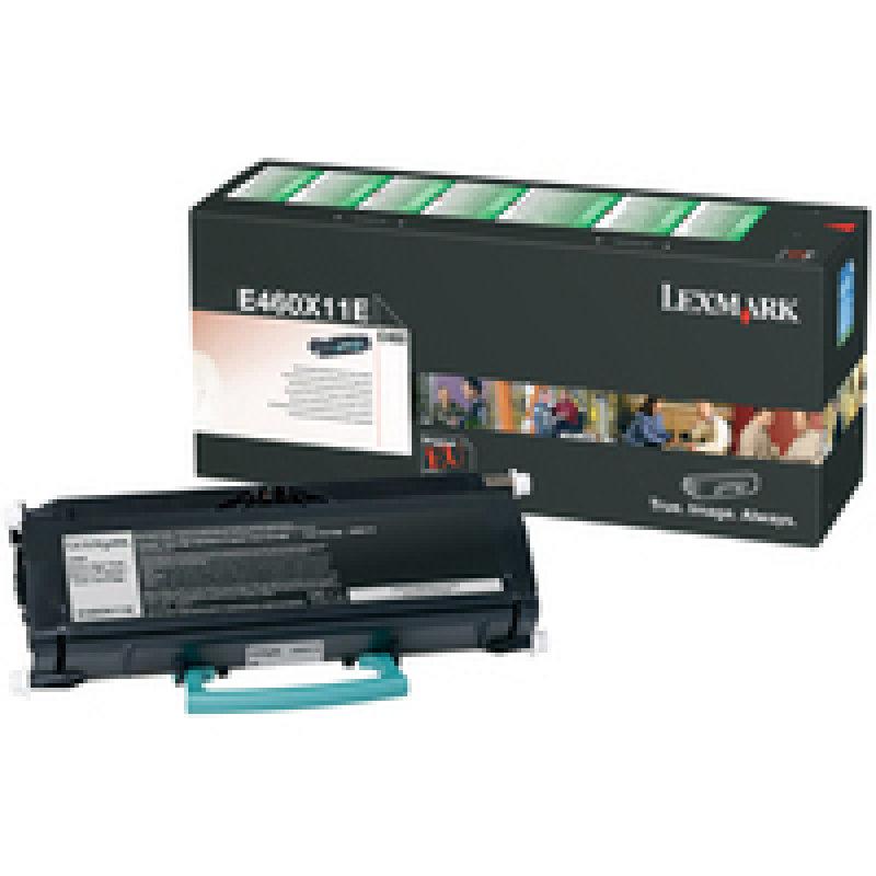 Lexmark E460 Extra High yield Black Toner Cartridge