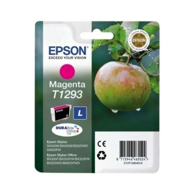Epson T1293 Magenta Ink Cartridge