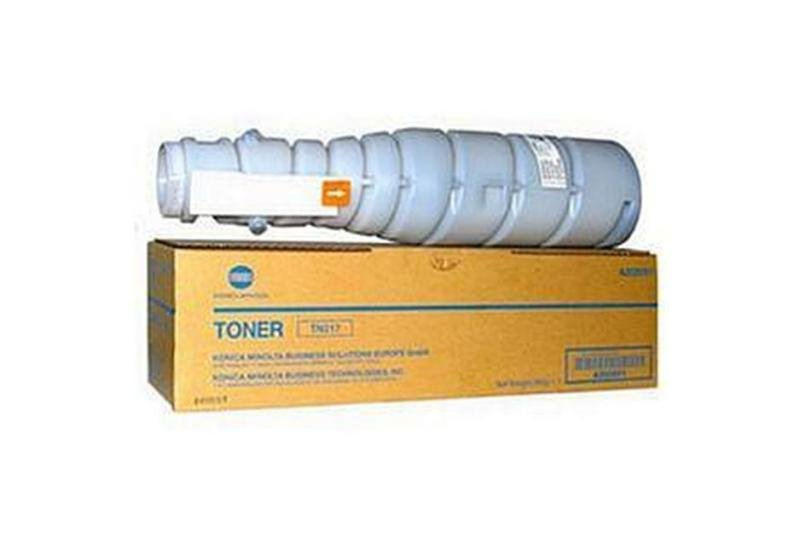 Image of Konica Bizhub Tn217 Black Toner