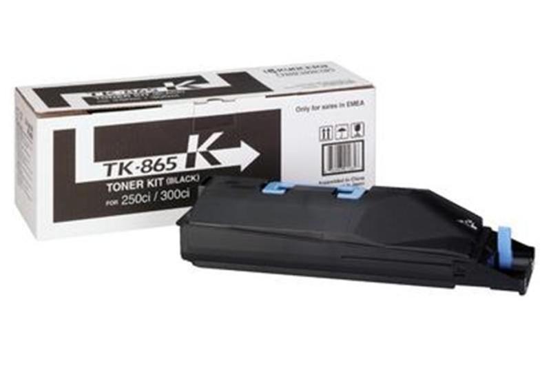 Kyocera Cyan 250ci/300ci Toner Cartridge