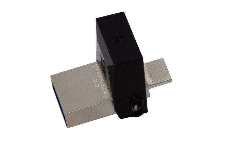 Kingston 16GB MicroDuo USB 3.0 OTG USB Flash Drive